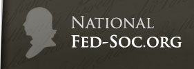 The National Federalist Society Homepage